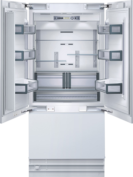T36it800np Thermador 36 Quot Built In Flush French Door