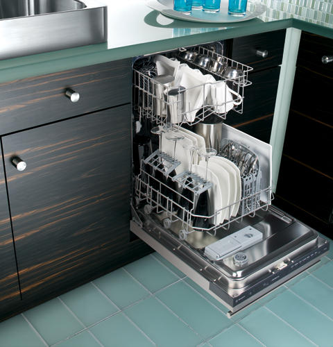 Zbd1870nss Ge Monogram 18 Quot Dishwasher Stainless Steel