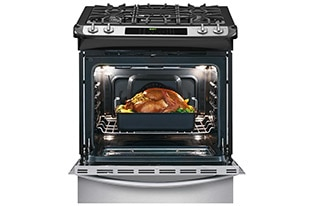 Fgdf4085ts Frigidaire Gallery 40 Quot Pro Style Dual Fuel