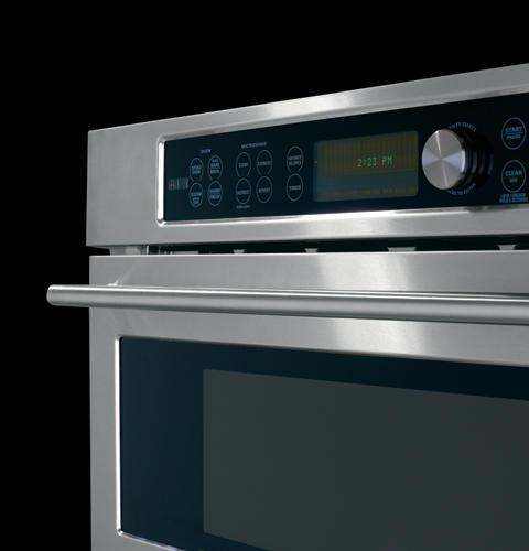 Zsc2201jss Monogram Built In Oven With Advantium