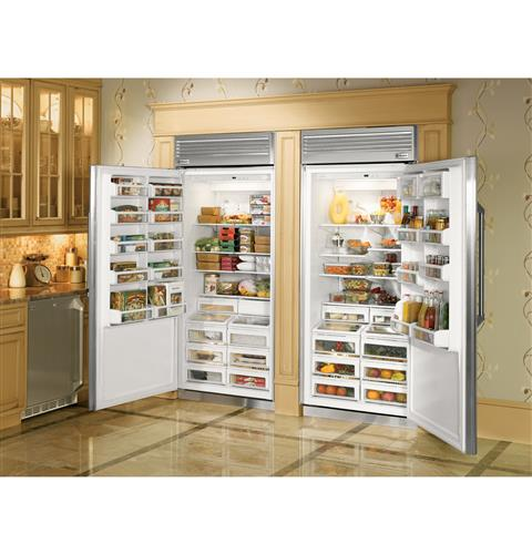 Zir360nhrh Monogram 36 Quot Built In All Refrigerator