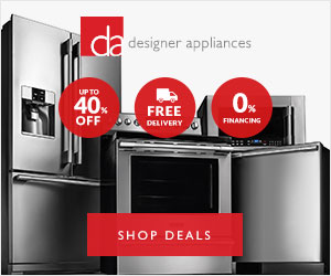 Shop at Designer Appliances