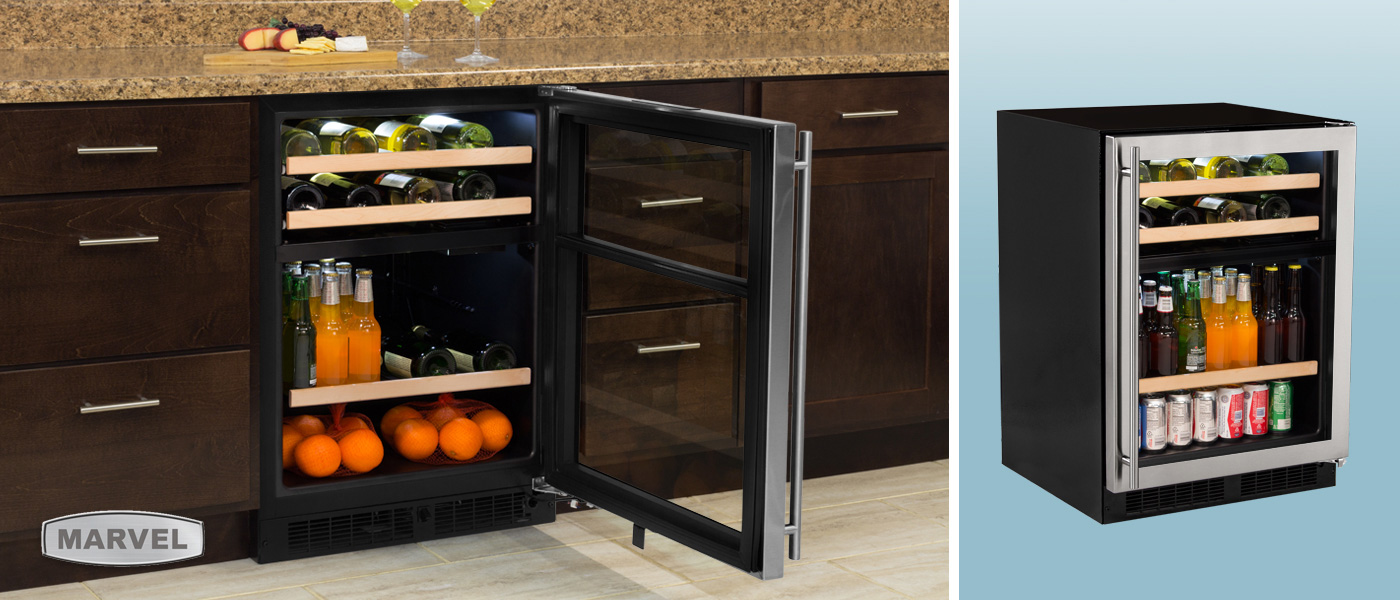 Best Undercounter Refrigerator For Both Wine And Beer