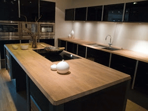 Install pro-style appliances in your home kitchen