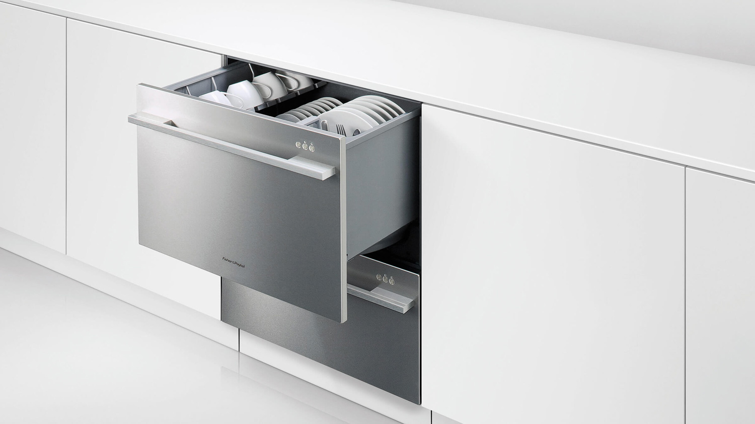 Fisher & Paykel DishDrawers vs. Standard Dishwashers