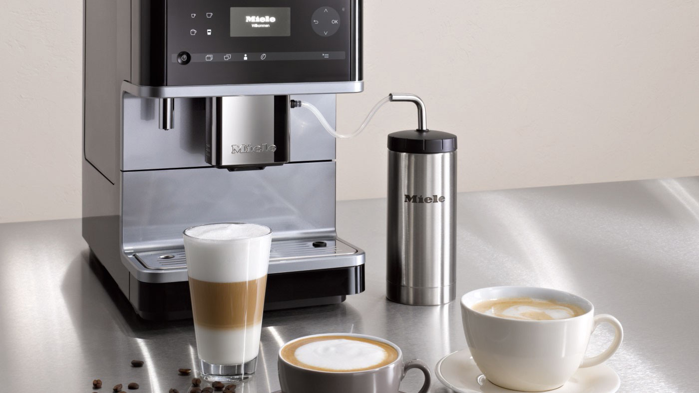 3 Reasons why Miele CM6 Coffee Maker is worth every penny...