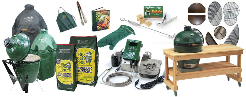 Which Big Green Egg Accessories Do I Need to Get Started?