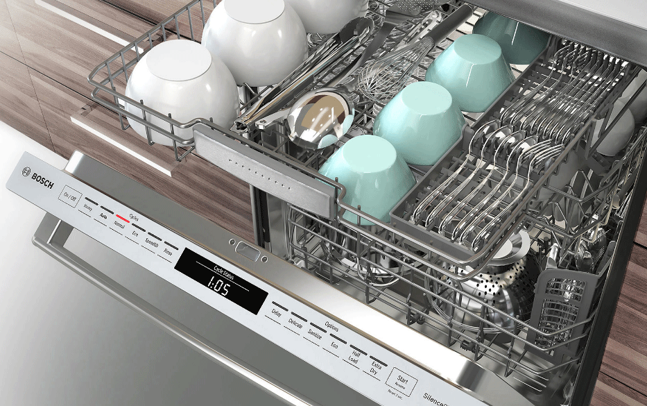 What S New In Bosch Dishwashers For 2018