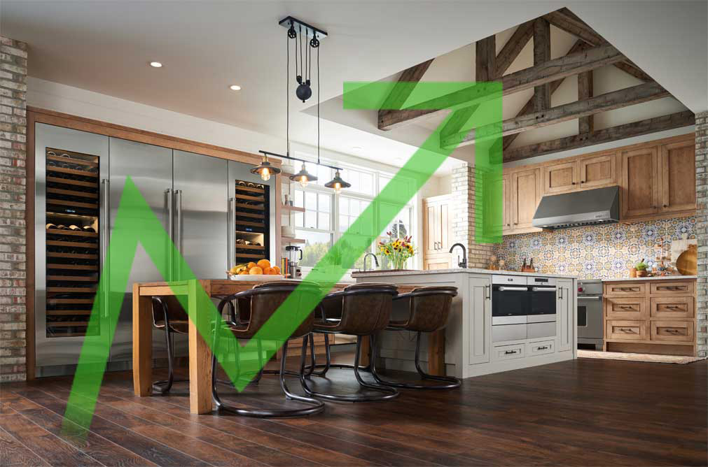 Will High-End Appliances Increase the Value of Your Home?