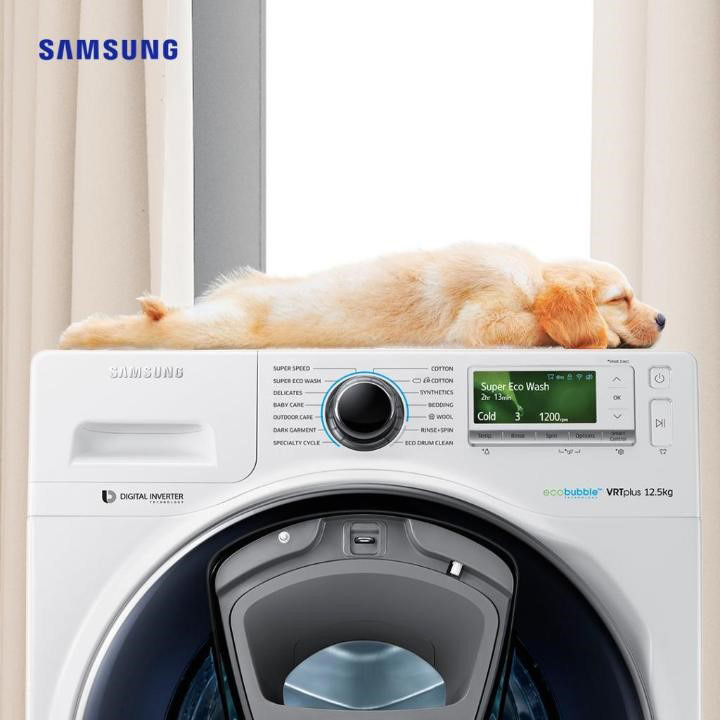 Best Stackable Samsung Washer and Dryers for 2017