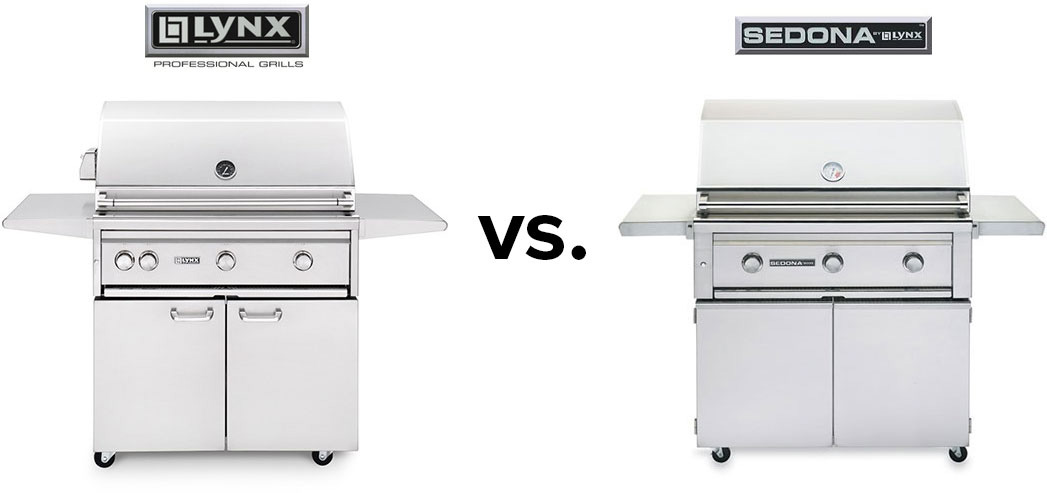 Lynx Professional Grill vs. Sedona: Which Luxury Gas BBQ to Buy