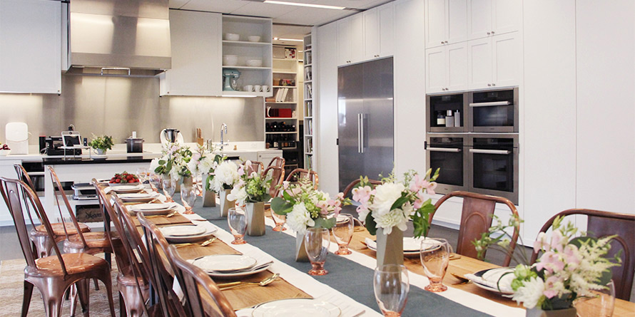 Designer Appliances Visits The Good Housekeeping Miele Kitchen Of The Future