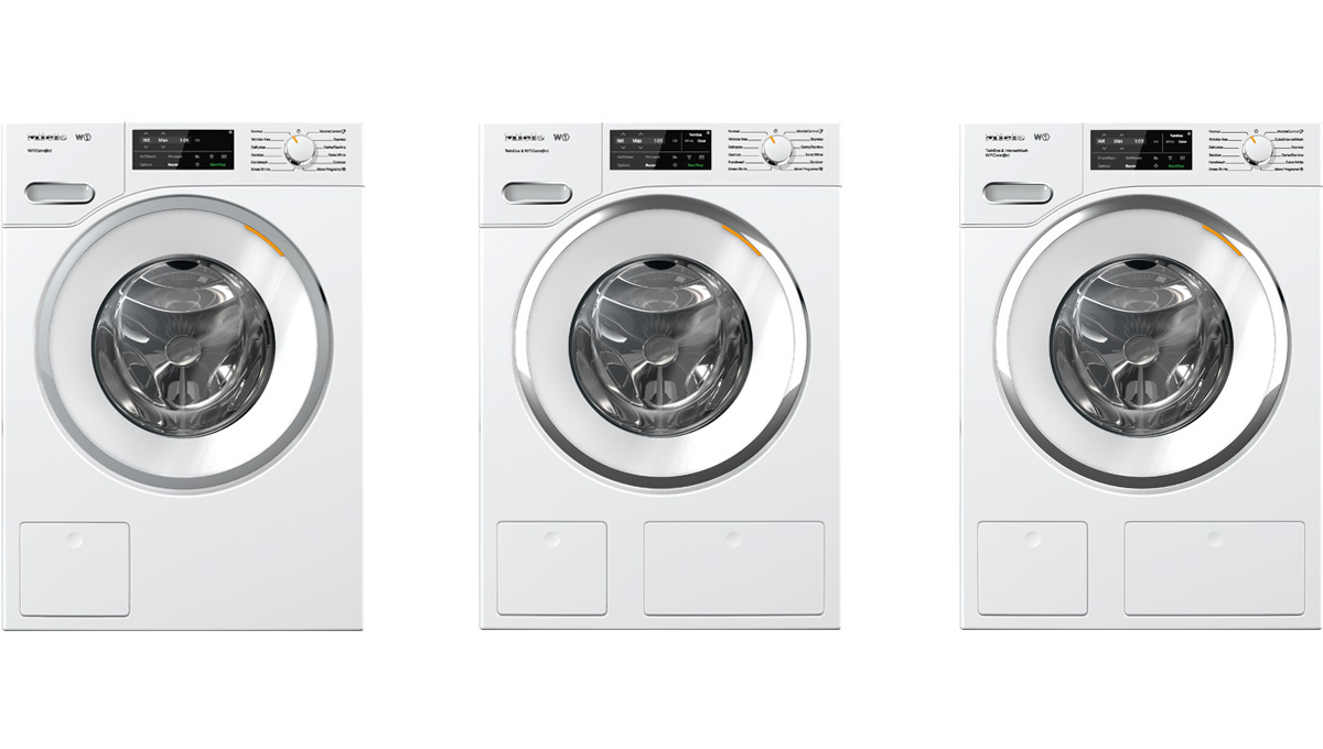 Miele W1 T1 Laundry New Washer Dryer Are The Best You Can Buy Washing Machine Drain Hose Additionally Wiring Diagram Lineup