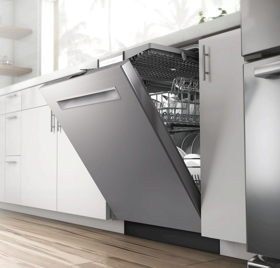 Bosch Dishwasher Review - Ascenta vs. 300 vs. 500 vs. 800 Series