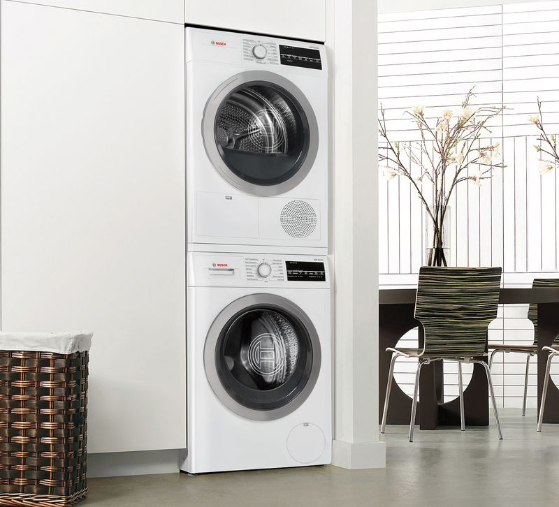 Bosch Washer/Dryer Review - 300 vs. 500 vs. 800 Series