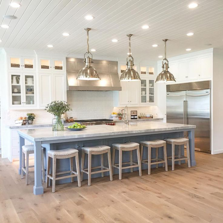 Kitchen Island Ideas With Seating: 5 Remodeling Ideas That Will Make Your Kitchen Great For