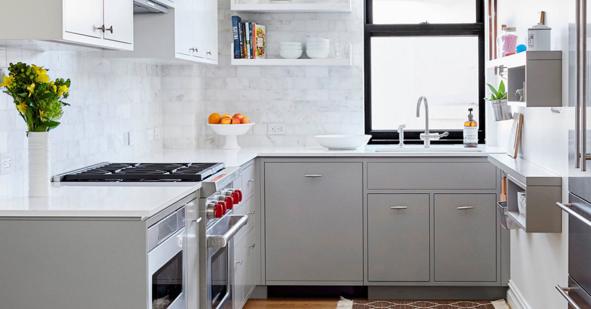 4 Design Tips to Make Your Small Kitchen Feel Big