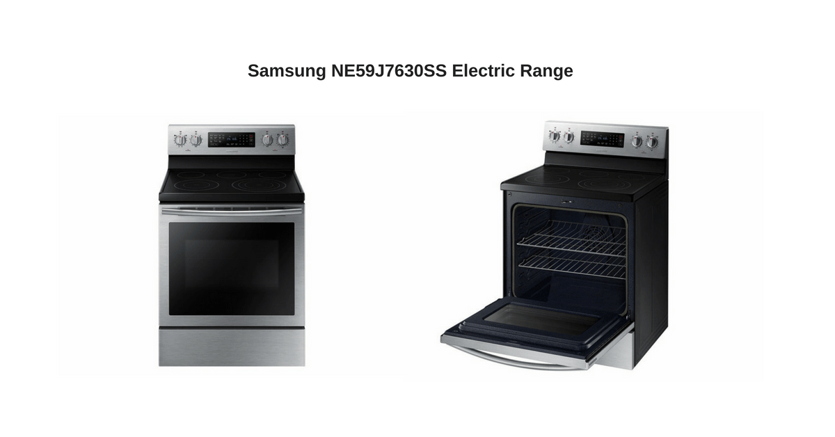 ne59j7630ss - Best Rated Kitchen Appliance Packages