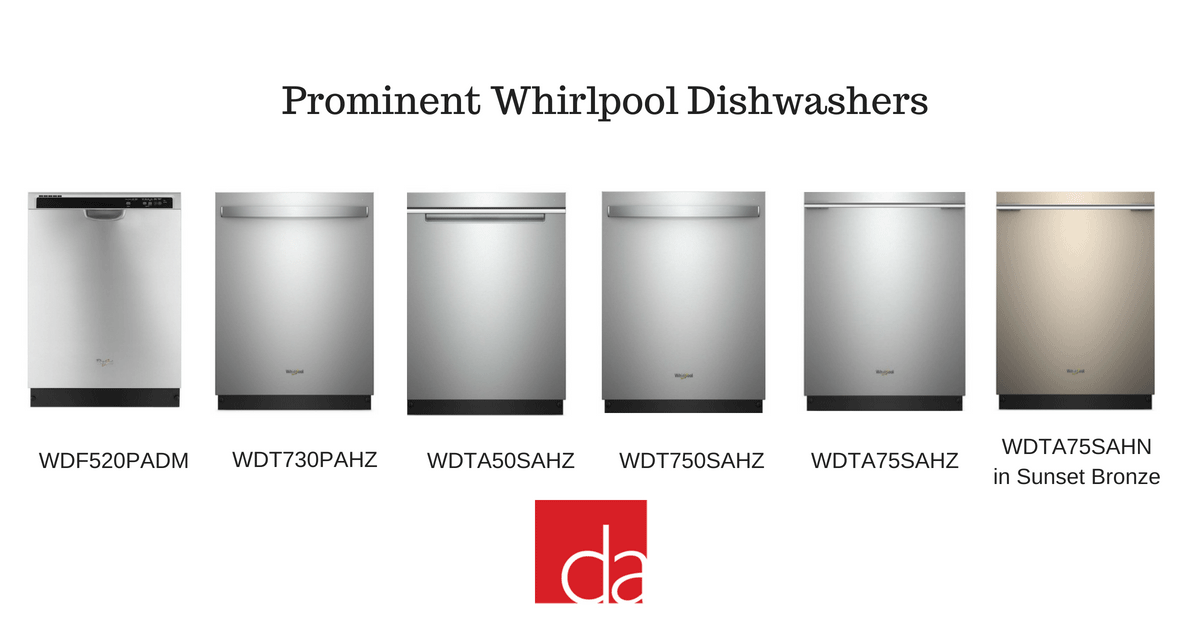 Whirlpool Dishwasher Design