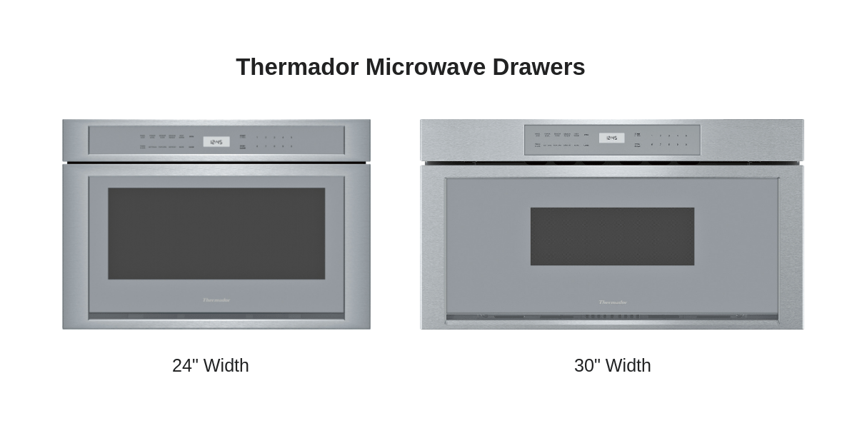 Thermador-Microwave-Drawers