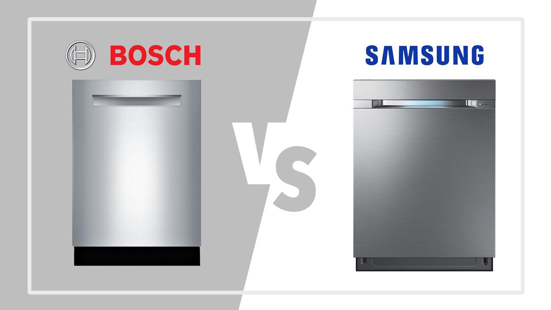 Bosch Vs Samsung Dishwashers 2020 Comparison Amp Review