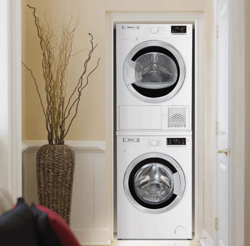 Apartment Washer And Dryer: Compact Laundry For Apartments