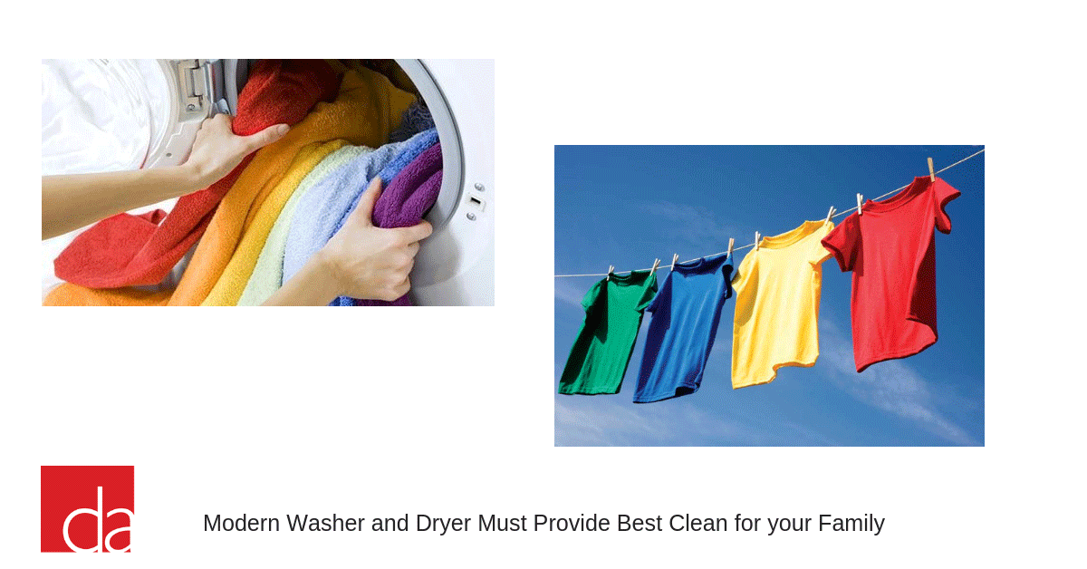 Modern-Washer-and-Dryer-Must-Provide-Best-Clean-for-your-Family