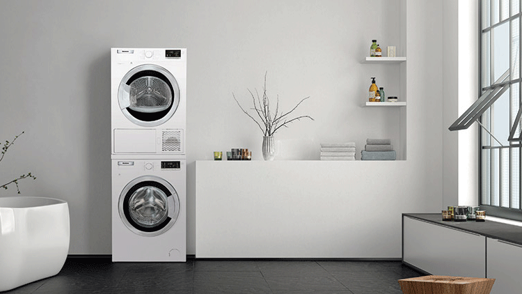 Blomberg Washer And Dryer Compact Laundry For Apartments