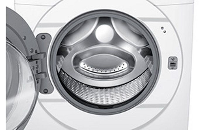 Samsung Washer Diamond Drum