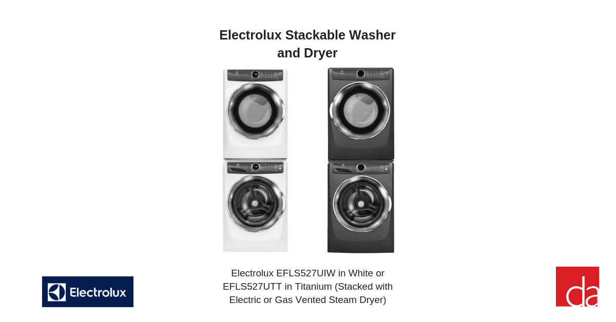 Electrolux-Washer-and-Dryer