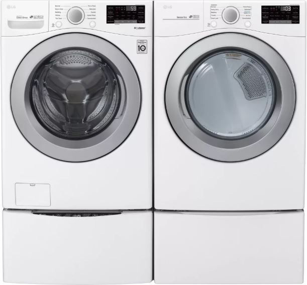 LG vs Samsung Washer and Dryer for 2019 [REVIEW]