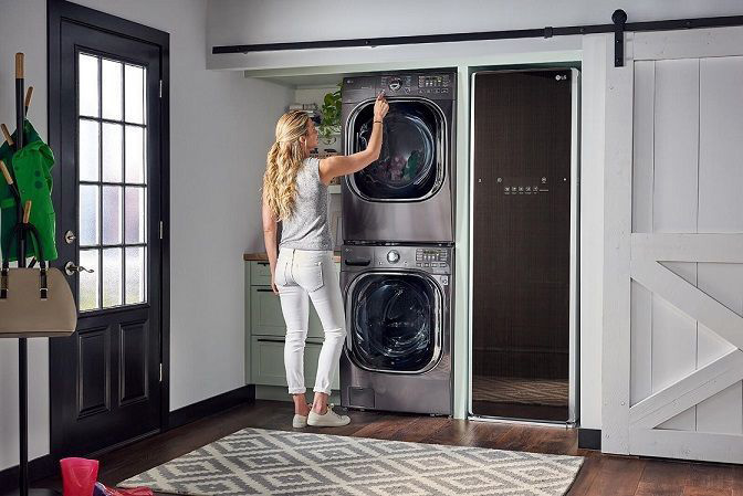 Best Lg Stackable Washer And Dryer For 2019 Review