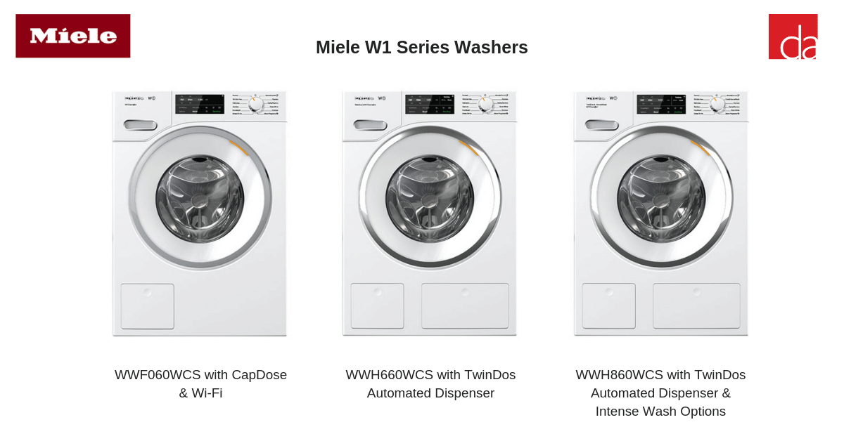 Miele W1 T1 Washer And Dryer Are The Best You Can Buy Review
