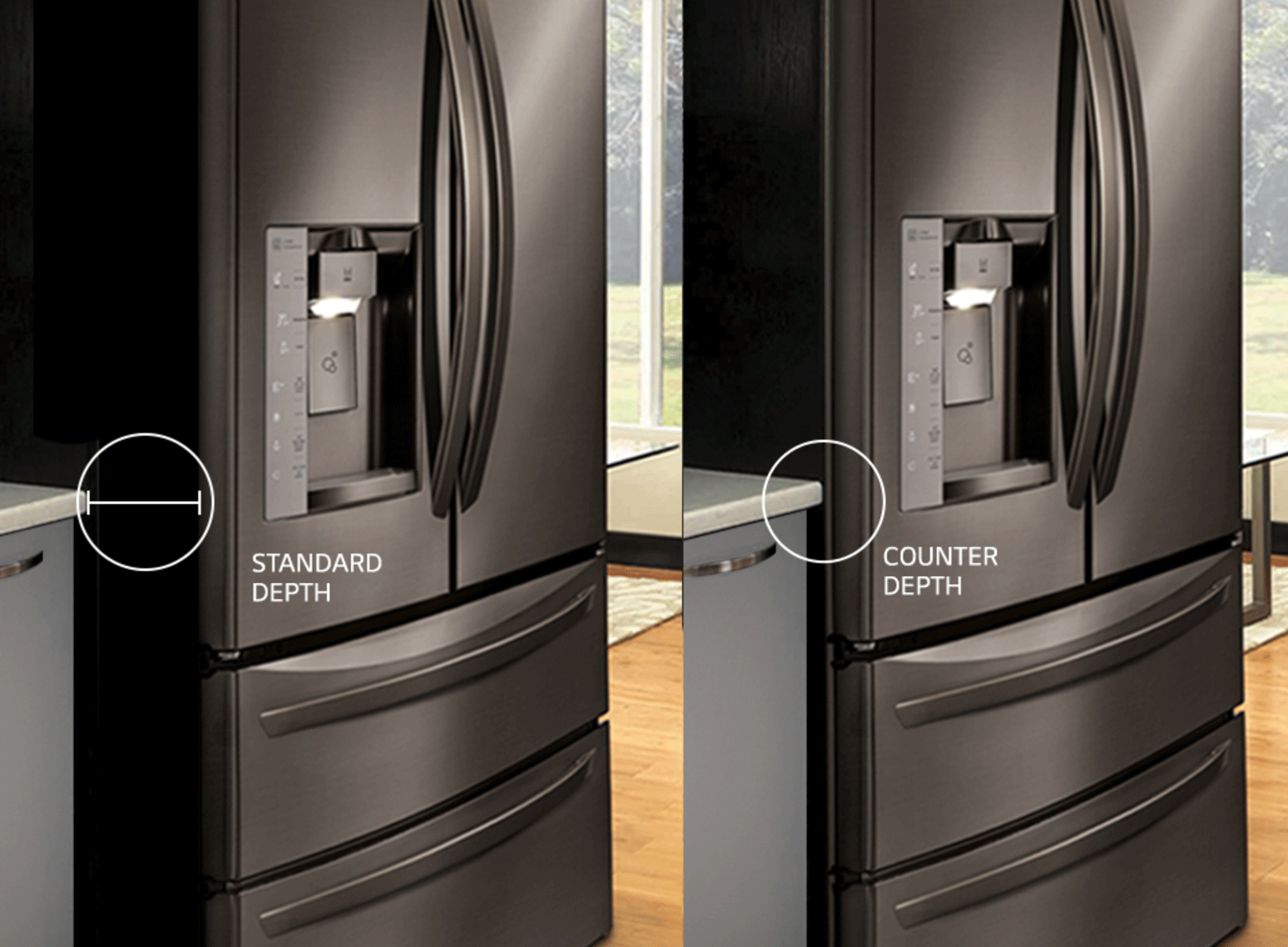 Counter_Depth_vs_full_Depth_Refrigerator