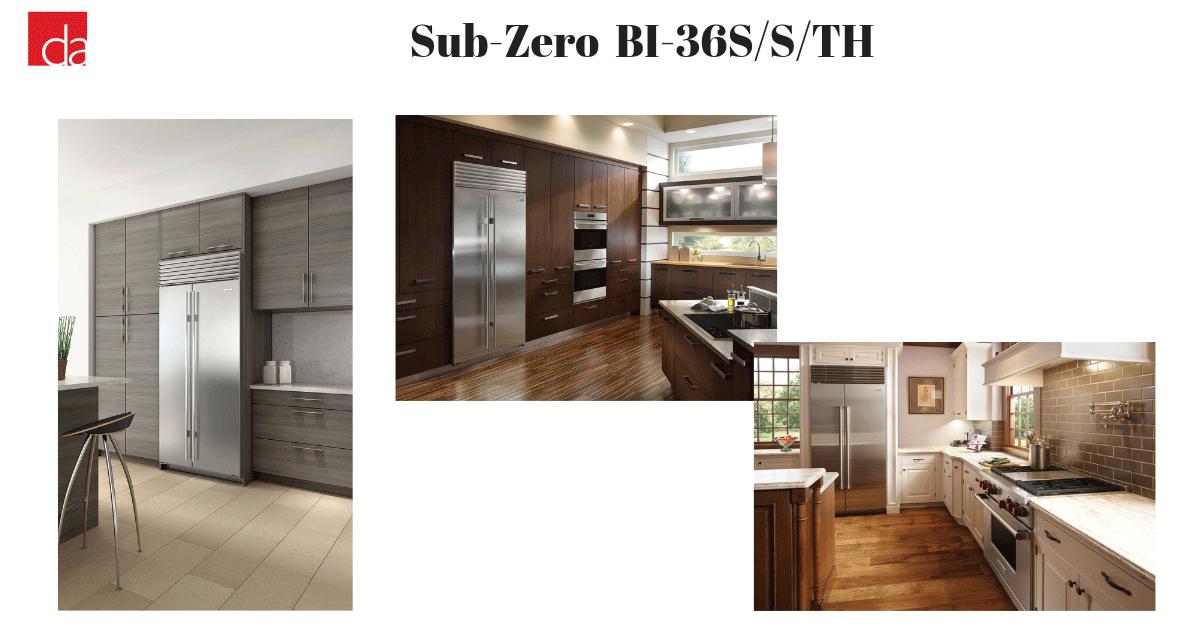 Sub-Zero-Refrigerator-BI36SSTH