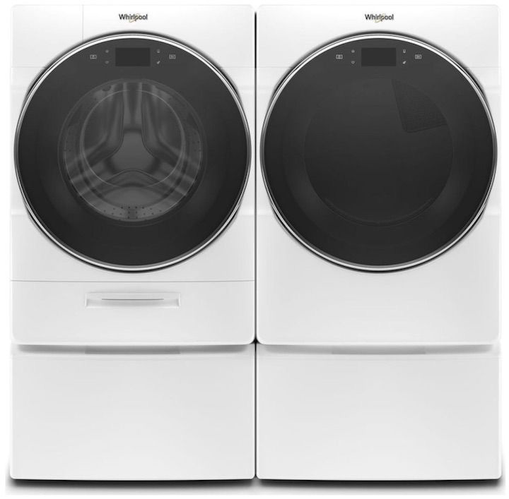 Whirlpool Apartment Size Washer And Dryer: Best Whirlpool Stackable Washer And Dryer For 2019 [REVIEW]