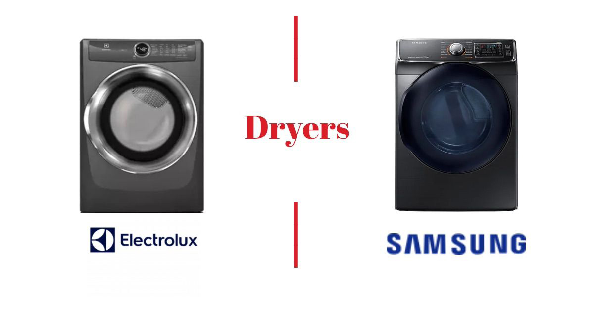 electrolux-vs-samsung-dryers