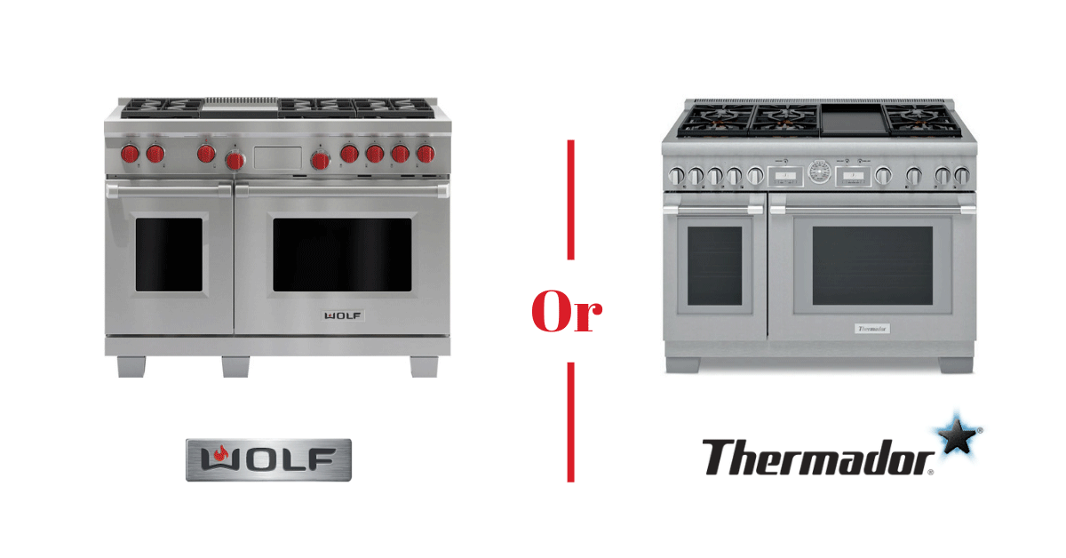 Wolf Vs Thermador Range What You Need To Know Before Ing Review