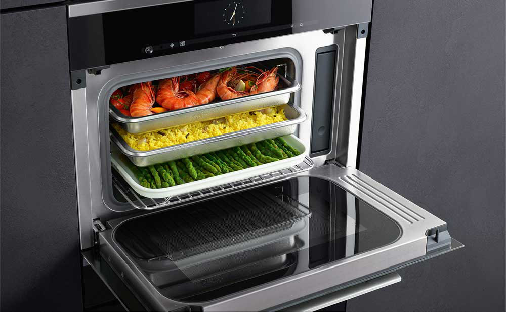 Nieuw Best Steam Ovens in 2019: Which brand will you choose? Miele vs PC-37