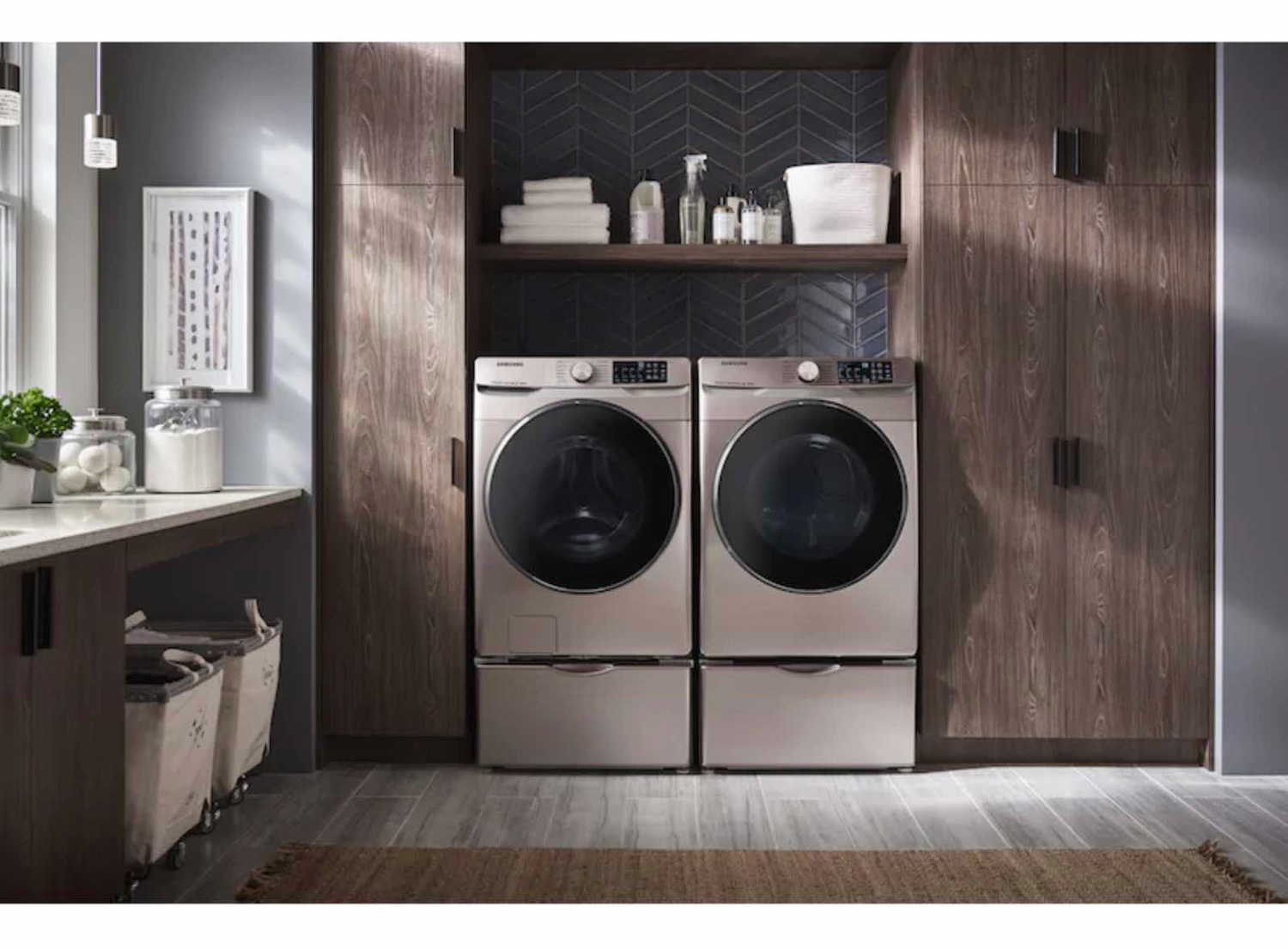 Best Samsung Stackable Washer And Dryer For 2020 Review