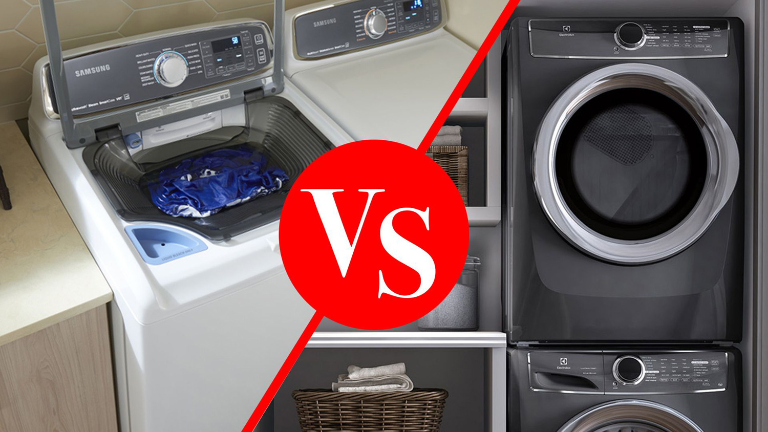 Front Load Vs Top Load Washers 8 Key Differences