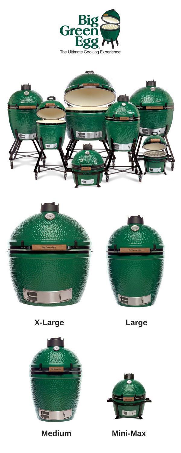 Big-Green-Egg-Sizes