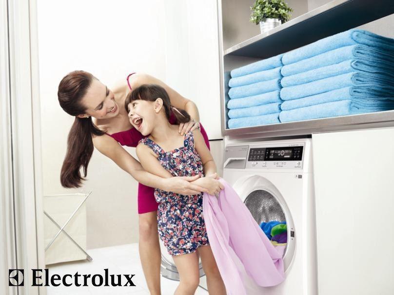 5 máy giặt và máy sấy Electrolux tốt nhất