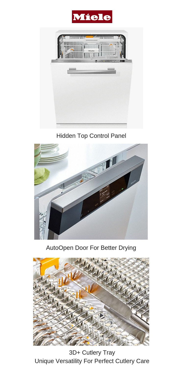Panel Ready Dishwashers - 5 Best Models for Your Home
