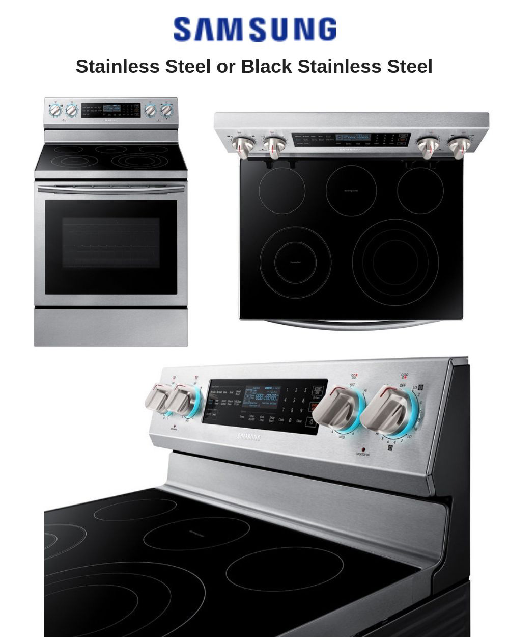 Best Samsung Electric Ranges for 2019 [An In-Depth Review]