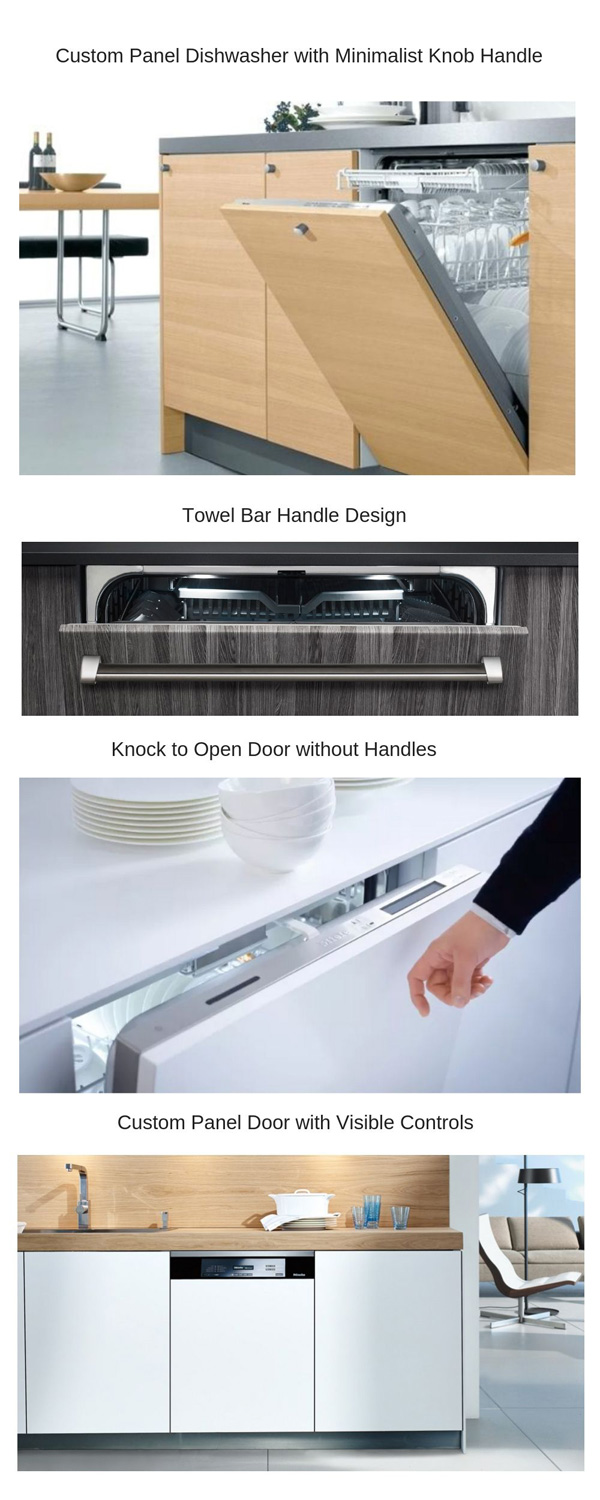 Best Panel Ready Dishwashers 2019 Panel Ready Dishwashers   5 Best Models for Your Home