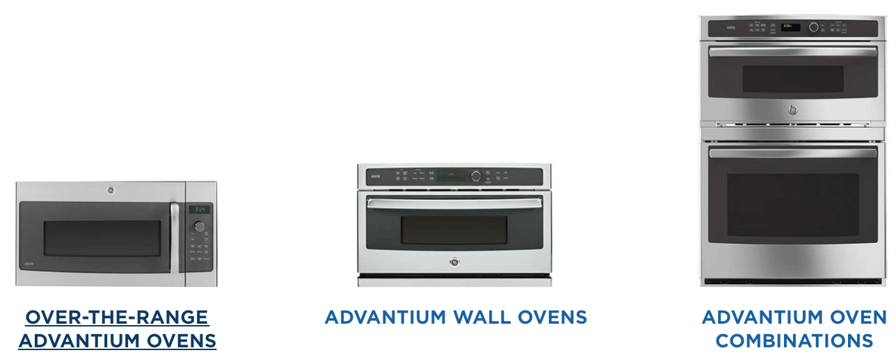 Advantium Types