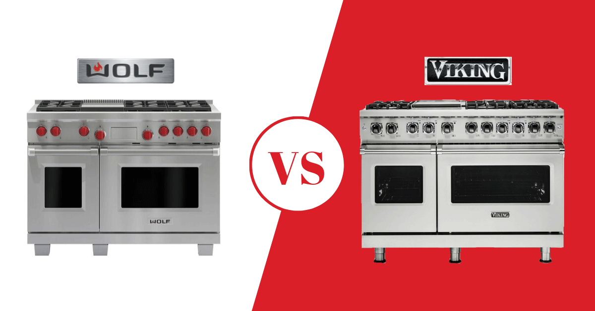 Wolf Vs Viking Ranges Everything You Need To Know Review