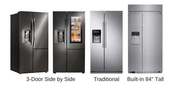 LG-side-by-side-fridges