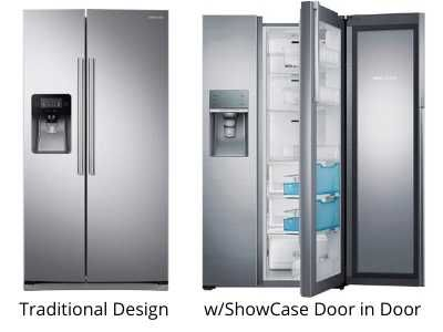 Samsung-Side-by-Side-Fridge